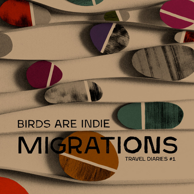 BIRDS ARE INDIE | Migrations - the travel diaries | CD | 2020