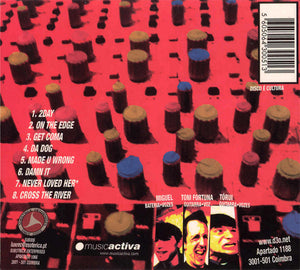 D3O | 8 Tracks On Red | CD | 2004 | DTO02