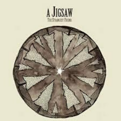 A JIGSAW | The Strangest Friend | CD-EP | 2011