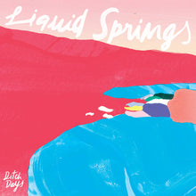 Carregar imagem no visualizador da galeria, DITCH DAYS | Liquid Springs | CD | 2016 | DTD01