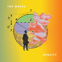 Carregar imagem no visualizador da galeria, THE WALKS | Opacity | CD | 2018 | TWK02