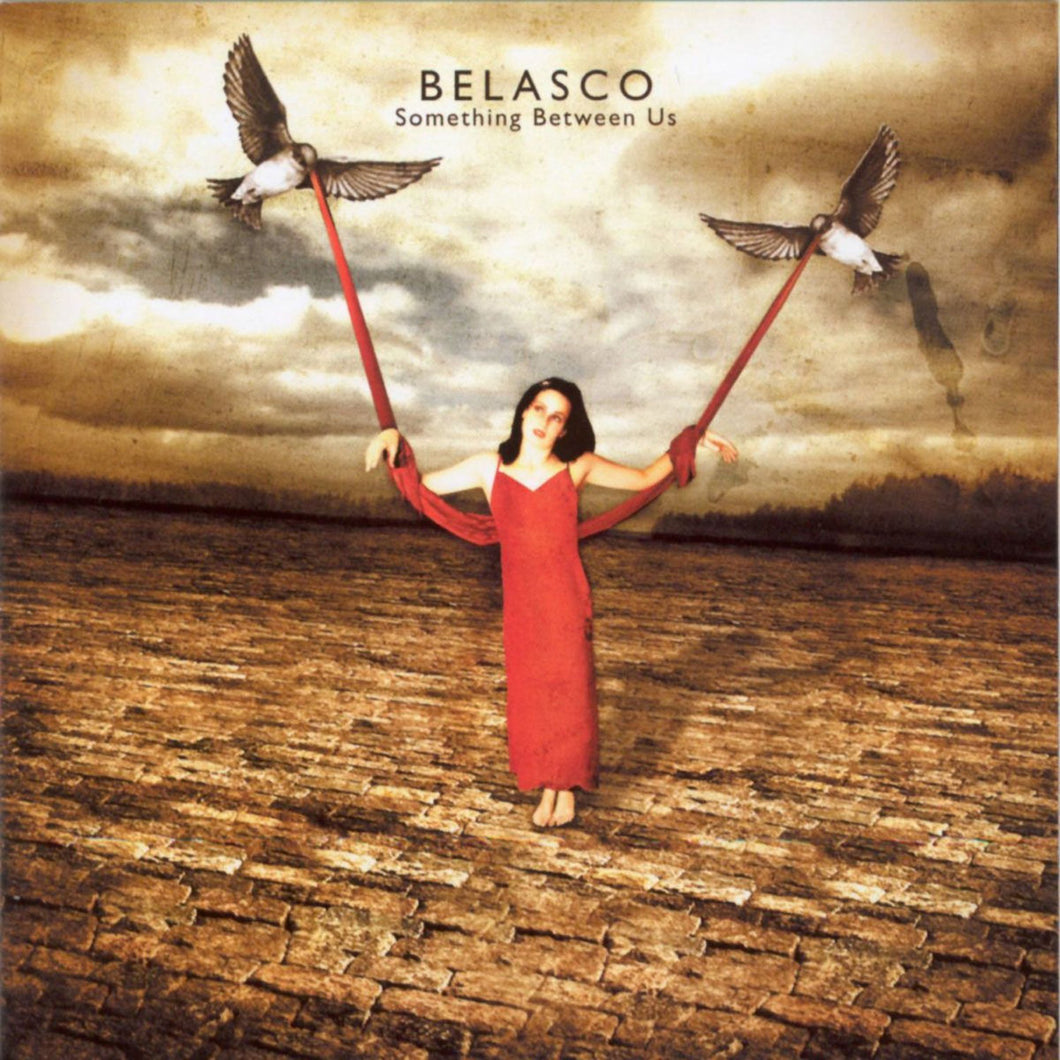 BELASCO | Something Between Us | CD | BLC03