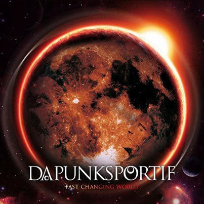 DAPUNKSPORTIF | Fast Changing World | CD | 2012 | DKS03