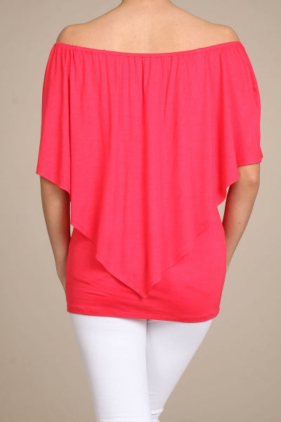 Convertible Top Double Layer Overlay Top