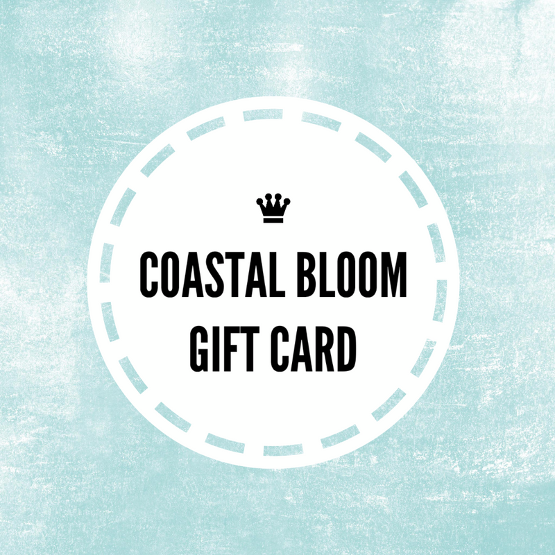Coastal Bloom Gift Card