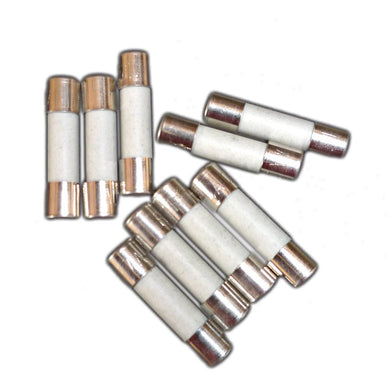 HabiStat Spare Super Fast Blow Fuses (3.15a) - 10 Pack - Croydon Reptiles