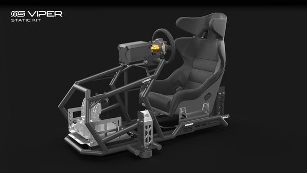 VIPER - Dynamic Driving Simulator without motion