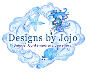 Designs by Jojo logo