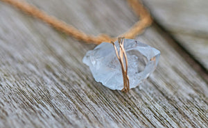 Celeste Crystal Necklace