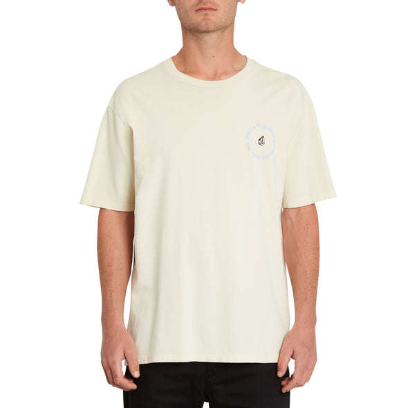 CAMISETA VOLCOM OZZY WRONG OFF WHITE