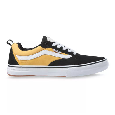 ZAPATILLAS VANS KYLE WALKER PRO GOLD-BLACK