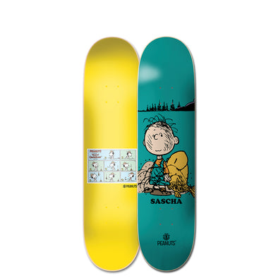TABLA SKATE ELEMENT PEANUTS PIGPEN X SASCHA 8.5""