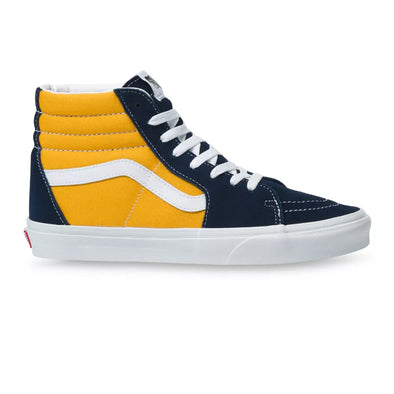 ZAPATILLAS VANS SK8-HI CLASSIC 2 TONES DRESS BLUES-SAFFRON