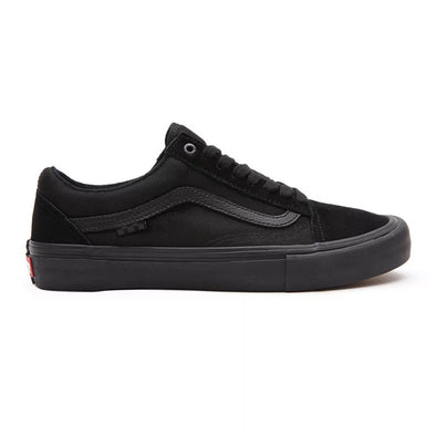 ZAPATILLAS VANS SKATE OLD SKOOL BLACK/BLACK
