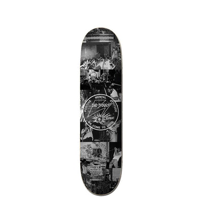 TABLA SKATE ELEMENT BAD BRAINS X BJ PAPAS 8.5""