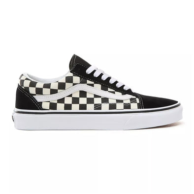 ZAPATILLAS VANS OLD SKOOL PRIMARY CHECK BLACK/WHITE