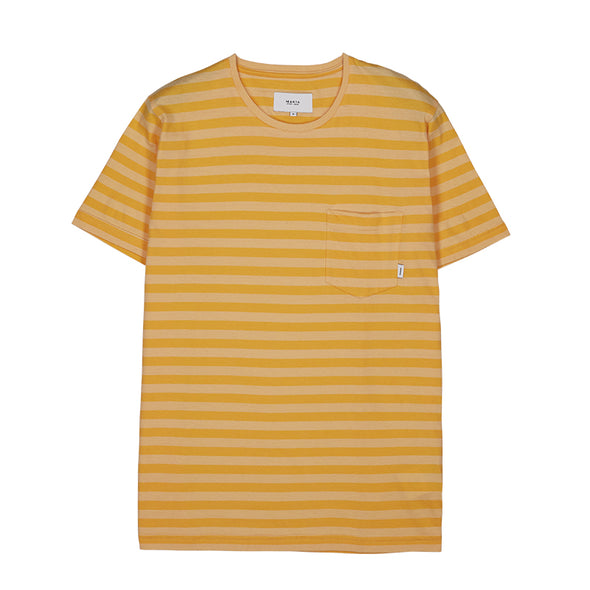 CAMISETA MAKIA VERKSTAD ORANGE