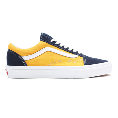 ZAPATILLAS VANS OLD SKOOL CLASSIC SPORT DRESS BLUES/SAFFRON
