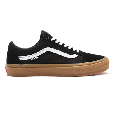 ZAPATILLAS VANS SKATE OLD SKOOL BLACK/GUM