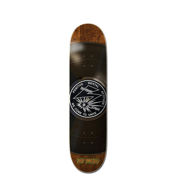 TABLA SKATE ELEMENT BAD BRAINS 8.2""
