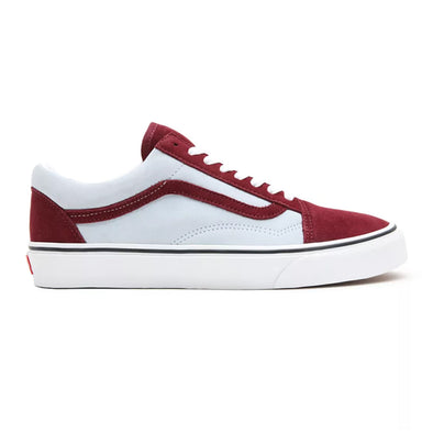 ZAPATILLAS VANS OLD SKOOL 2 TONE SUEDE PORT ROYALE-BALLAD BLUE