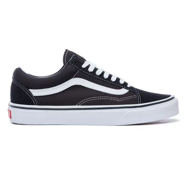 OLD SKOOL CLASSIC black/white