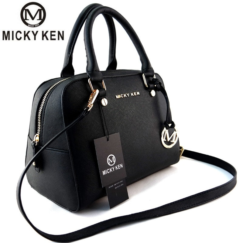 MICKY KEN Women Zipper Handbag