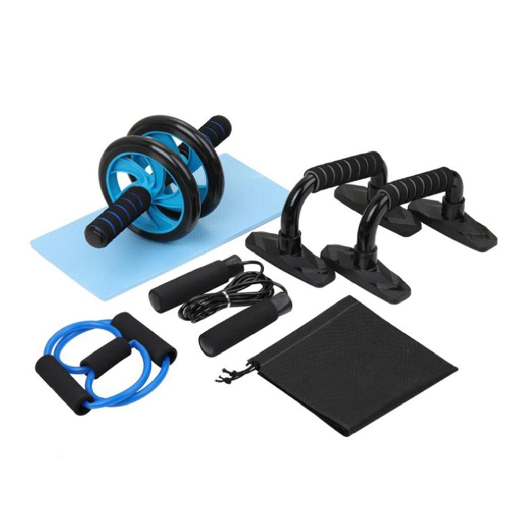 Five-in-one Fitness Workout Home Gym Equipment