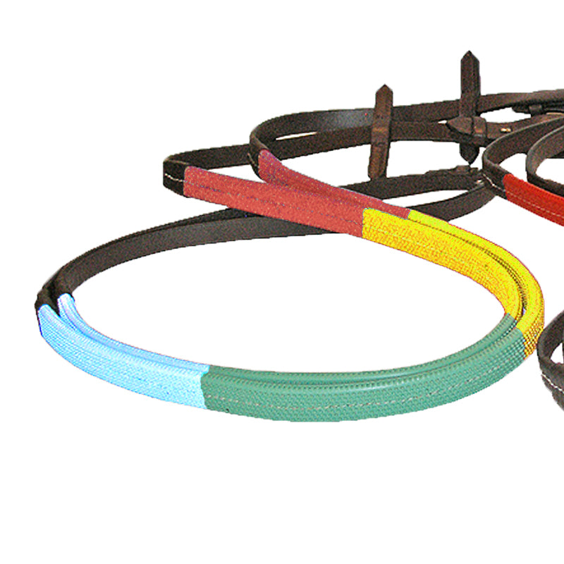 JHL Rubber Training Reins