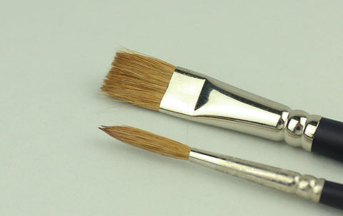 Winsor & Newton Professional Watercolour Sable Brushes