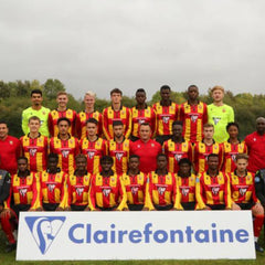 Clairefontaine sponsors sports teams