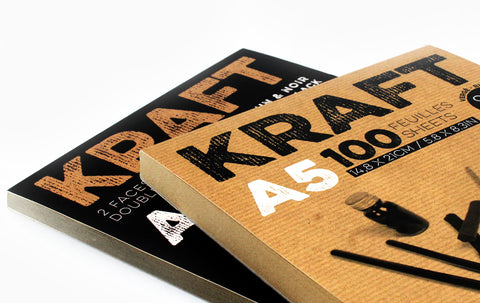 Clairefontaine Kraft Book