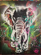 Load image into Gallery viewer, Forward Elephant Collection | Black