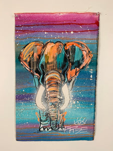 Signature Elephant/Stand in Purpose #2