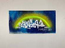 Load image into Gallery viewer, Cosmic Skyline/Love The Way You Live # 4