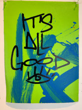 Load image into Gallery viewer, It's All Good/Mystery Lime + Blue/2021