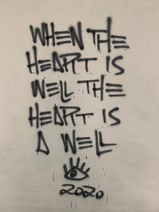The heart is well