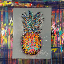 Load image into Gallery viewer, Good fruit / signature pineapple / cool gray