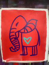 Load image into Gallery viewer, Cave elephant collection of three #2
