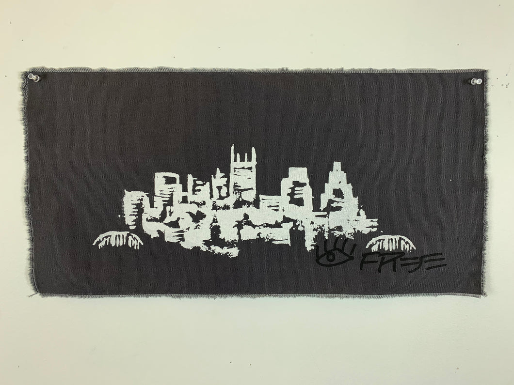 Mystery Skyline/Love The Way You Live/Charcoal Gray