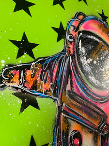 The amazing indonaut / star power + groovy green