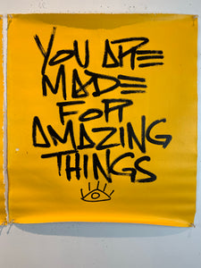 Amazing Things/Yellow/2021