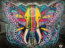 Load image into Gallery viewer, Life giver / cosmic elephant