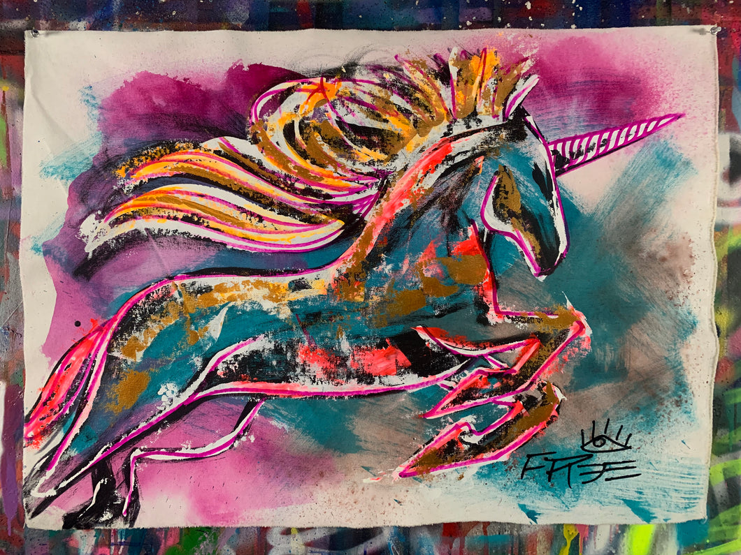 Unique possibilities/ signature unicorn