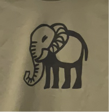 Load image into Gallery viewer, Green Cave Elephant T-Shirt