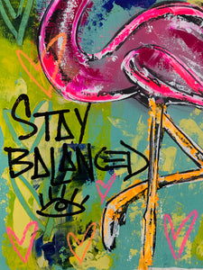 Stay balanced / collection of three #2
