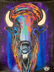 Fruits of the spirit / cosmic buffalo