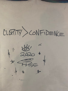 Clarity > Confidence /  Lion