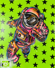 Load image into Gallery viewer, The amazing indonaut / star power + groovy green