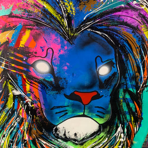 Amazing things / lion 4